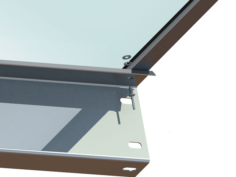 rivet module mounting speeds solar installation